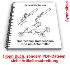 Anfahrhilfe Anfahren Fahrhilfe selbst bauen - Technik Patente Patentschriften
