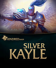 SILVER KAYLE | NORTH AMERICA (NA) | League of Legends (LoL) 1 - 20 lvl Account
