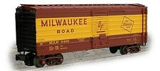 Weaver G25002LD - Milwaukee Road Ribbed Side Box Cars (XML Color Scheme DF2) MIB