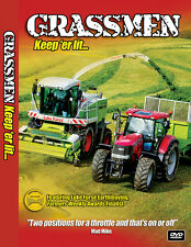 GRASSMEN - Keep Er Lit - Agricultural Machinery DVD