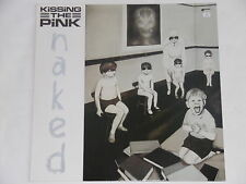 KISSING THE PINK -Naked- LP