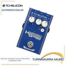 TC-Helicon Harmony Singer - Vocal Harmonizer & Effects Processor Pedal