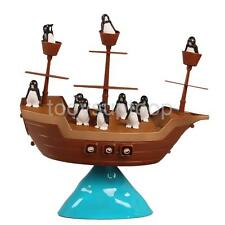 Kids Board Game Toys Penguin Pirate Boat Game Indoor Game Family / Party