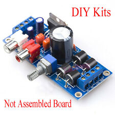 TDA7377 2x 20W Dual Channel BTL Audio Power Amplifier Board DIY Kits For Car D