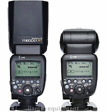 YN600EX-RT YONGNUO speedlite Flash HSS 1/8000s for canon camera 600EX-RT,E3-RT