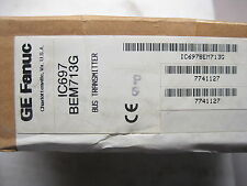 NEW SEALED GE FANUC IC697BEM713G BUS TRANSMITTER