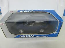 Anson Collectibles BMW-X5 Blue 1:18