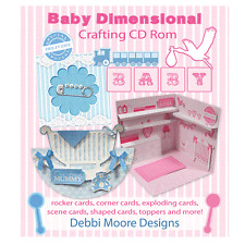Debbi Moore Baby Dimensional CD Rom 321612