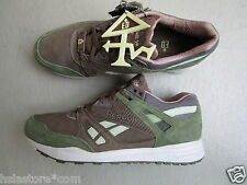 "Limiteditions x reebok ventilateur CN 45"" 25th Anniversary"" 'sulphur' Green/Brown"