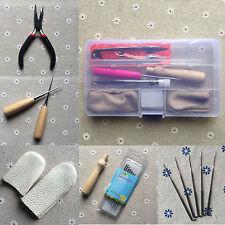 Nice Needle Felting Starter Kit Wool Felt Tools Mat Needle Accessories Craft Set