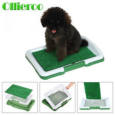 Ollieroo 3 Layers Puppy Potty Dog Pet Trainer Indoor Grass Training Patch Pad