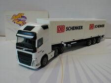 """Herpa 305839 # Volvo FH Gl. XL 6x2 Container-Sattelzug """" DB Schenker """" 1:87"""