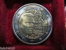 2 EURO COMMEMORATIVE LUXEMBOURG 2008 DISPONIBLE TOUT DE SUITE Chateau Berg Neuve