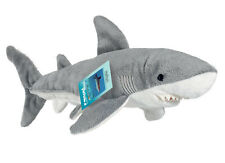 Shark soft toy plush by Teddy Hermann - 38cm - 90138