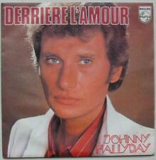 JOHNNY HALLYDAY (45 Tours) DERRIERE L'AMOUR