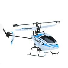 Wltoys V911 2.4G 4CH Single Blade RC Helicopter BNF without Transmitter Blue