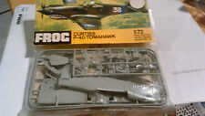 FROG 1/72 CURTISS P-40 TOMAHAWK
