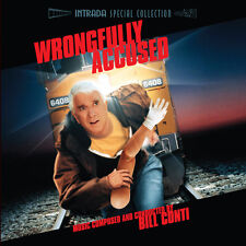 Wrongfully Accused - Complete Score - Limited Edition - OOP - Bill Conti