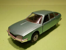NOREV 845 CITROEN CX 2200 - 1:43 - GREEN METALLIC - RARE SELTEN - GOOD COND.