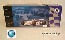 Action CART INDY 1999 Max Papis Miller Lite Reynard #7 White Blue 1/18 RARE MINT