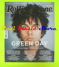 ROLLING STONE MAGAZINE 107/2012 Green Day Darkness Neil Young No Doubt  NO cd