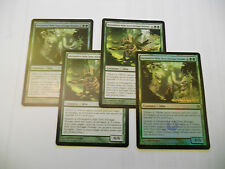 4x MTG Devastatrice delle Terre Selvagge Nessian-Wilds Ravager (2x FOIL) Magic