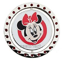 Disney LE 500 Pin MINNIE MOUSE JEWEL SPINNER MICKEY MOUSE CLUB TV Mickey Ear Hat