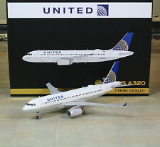 "Gemini Jets United ""CO Merger"" A320 ""Sold Out"" 1/200"