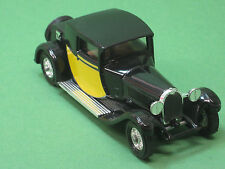 Y-24 Bugatti Type 44 1927 Matchbox 1:43 models of yesteryear MOY Modellfahrzeug