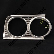 1963 Ford Galaxie Fairlane RIGHT Headlamp Surround Bezel Trim C3AZ13064-B Set #2