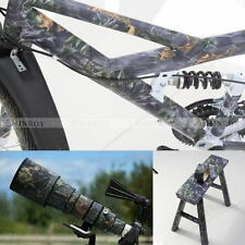 5cmx10m Camo Gun Hunting Camping Camouflage Stealth Duct Tape Wrap