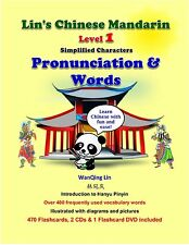 Chinese for 5 and Up-Complete Pronunciation & Related Words-Paperback 2CDs &1DVD