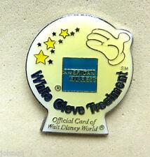 Disney Pin - 8921 WDW American Express White Glove Treatment