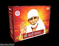 SHRI SAI KAVACH - Divine Gold Plated Amulet for Relaxed Life AS SEEN ON TV New