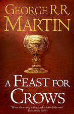 A Feast for Crows by George R. R. Martin (Paperback, 2011) B 2