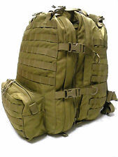 Bellum Designs Dual Assault Pack Coyote Tan Special Forces Navy NSW SEAL Hunting