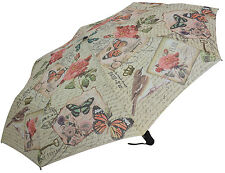Coynes Folding Umbrella - Modern Vintage Butterfly