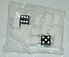 Monopoly Houses Hotels And Dice For Astronomy Edition Board Game NEW Sealed