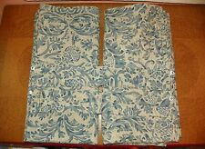 """RALPH LAUREN """"DONOVAN DAMASK """" PAIR OF LINED DRAPES- 3 PAIRS AVAILABLE-ELEGANT"""