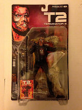 2001 MCFARLANE MOVIE MANIACS SERIES 4 T2 TERMINATOR 2 JUDGEMENT DAY T-800 FIGURE