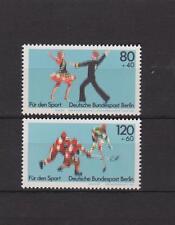 Berlin 1983 postfrisch Nr. 698 - 699 ** Sport - Eishockey Tanzen