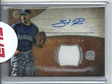 2014 Bowman Inception STEFEN ROMERO Autograph Jersey Rookie Mariners