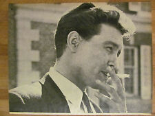 Roger Smith, 77 Sunset Strip, Full Page Vintage Pinup