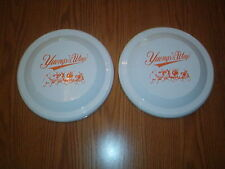 (2) Two Yeungling YEUNGS & WINGS Brand New Frisbees