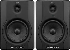 M AUDIO BX5 D2 Studio Monitor 70W BI AMPLIFICATO RECORDING Sound Speaker-COPPIA
