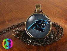 Carolina Panthers NFL Football Super Bowl Sports Necklace Pendant Jewelry Gift