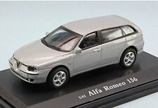 COLLEZIONE ALFA ROMEO 2-  ALFA ROMEO 156 1:43 Edison  Auto modellino die cast