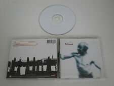 REFUSED/SONGS TO FAN THE FLAMES OF DISCONTENT(BURNING HEART BHR 061) CD ALBUM