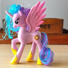 14CM Princess Cadance My Little Pony funny Cake Toppers Doll Action Figure Toy