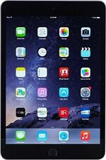 Apple iPad Mini 3rd Generation 64GB Space Gray Unlocked New Sealed Warranty